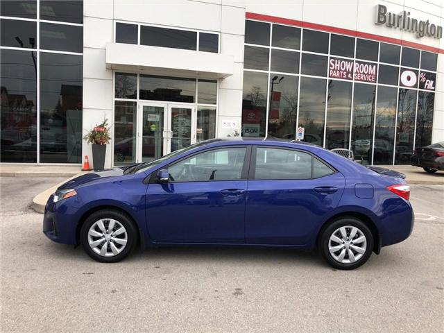 2016 Toyota Corolla S (Stk: U10508) in Burlington - Image 2 of 18