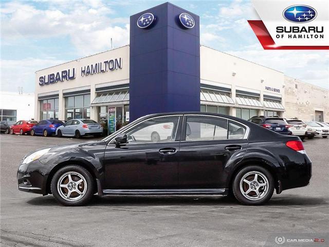 2011 Subaru Legacy 2.5 i Limited Package (Stk: U1421A) in Hamilton - Image 3 of 25