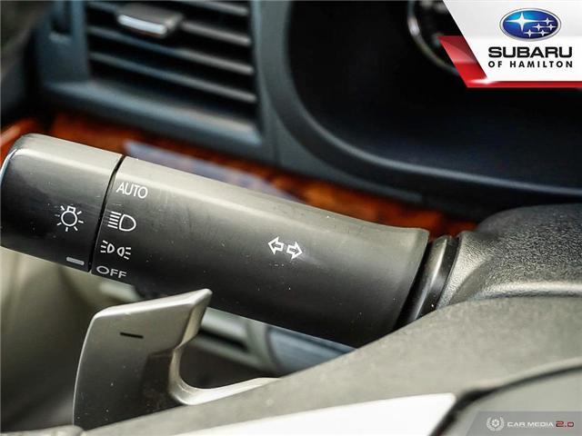 2011 Subaru Legacy 2.5 i Limited Package (Stk: U1421A) in Hamilton - Image 8 of 25