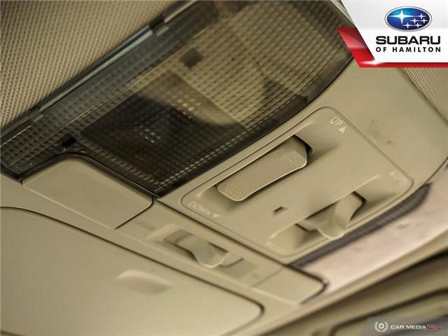 2011 Subaru Legacy 2.5 i Limited Package (Stk: U1421A) in Hamilton - Image 11 of 25