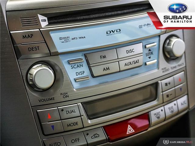 2011 Subaru Legacy 2.5 i Limited Package (Stk: U1421A) in Hamilton - Image 12 of 25