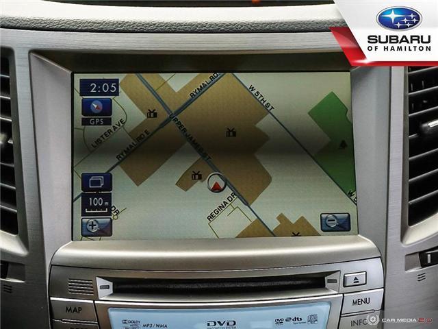 2011 Subaru Legacy 2.5 i Limited Package (Stk: U1421A) in Hamilton - Image 13 of 25