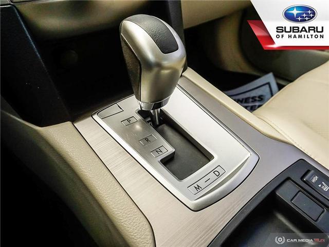 2011 Subaru Legacy 2.5 i Limited Package (Stk: U1421A) in Hamilton - Image 14 of 25