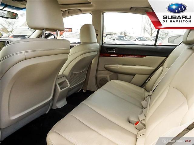 2011 Subaru Legacy 2.5 i Limited Package (Stk: U1421A) in Hamilton - Image 16 of 25