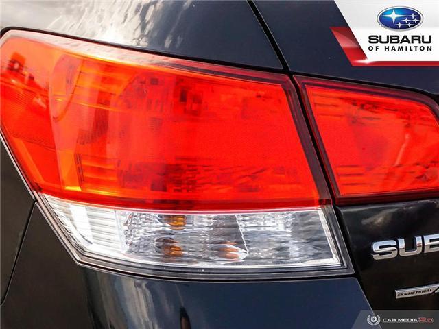 2011 Subaru Legacy 2.5 i Limited Package (Stk: U1421A) in Hamilton - Image 24 of 25