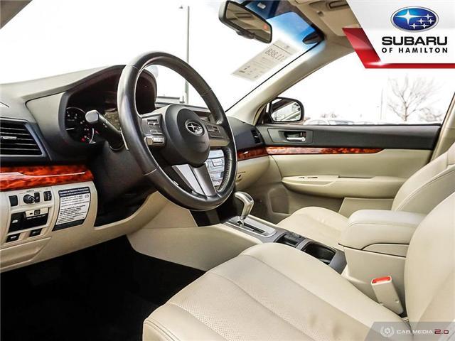 2011 Subaru Legacy 2.5 i Limited Package (Stk: U1421A) in Hamilton - Image 25 of 25