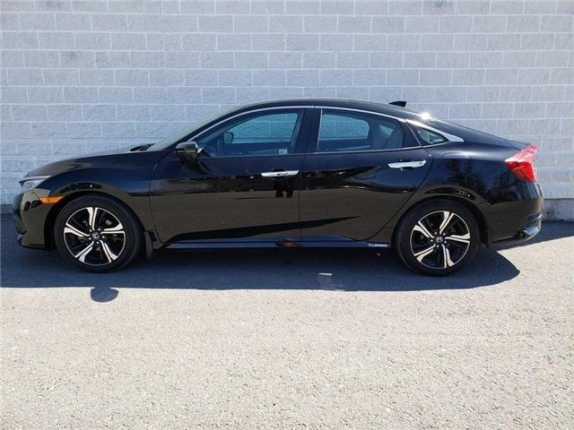 2018 Honda Civic Touring (Stk: 19147A) in Kingston - Image 1 of 30