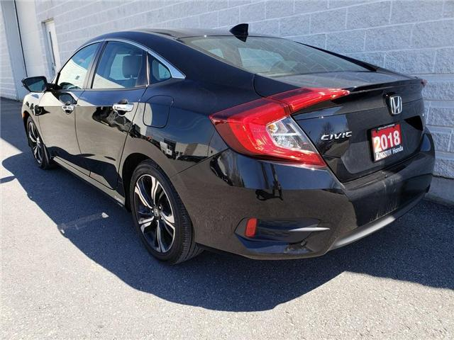 2018 Honda Civic Touring (Stk: 19147A) in Kingston - Image 8 of 30