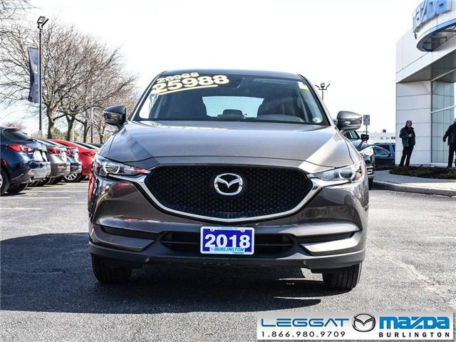 2018 Mazda CX-5 GX- BLUETOOTH, LED HEADLIGHTS, ALLOY WHEELS (Stk: 1757) in Burlington - Image 2 of 22