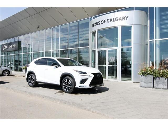 2019 Lexus NX 300 Base (Stk: 190227) in Calgary - Image 1 of 14