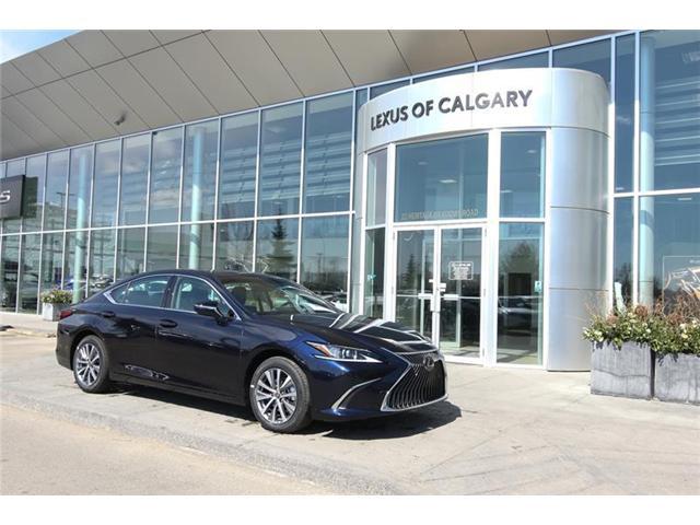 2019 Lexus ES 350 Premium (Stk: 190533) in Calgary - Image 1 of 14