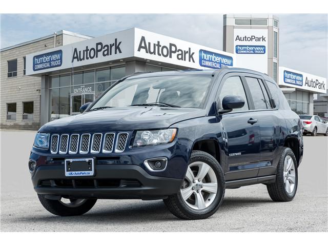 2017 Jeep Compass Sport/North (Stk: APR3217) in Mississauga - Image 1 of 18