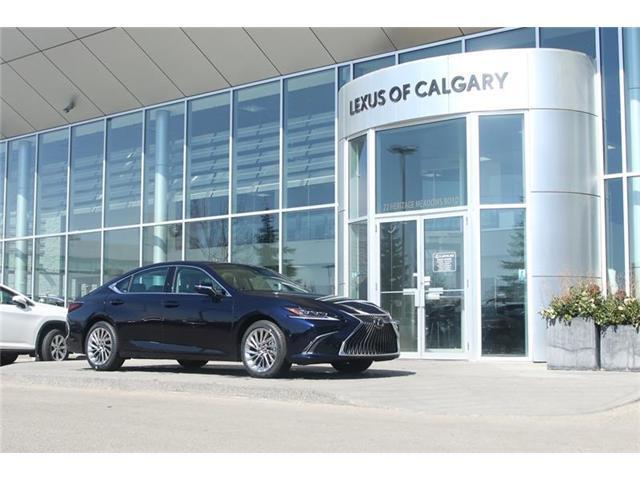 2019 Lexus ES 350 Premium (Stk: 190531) in Calgary - Image 1 of 13