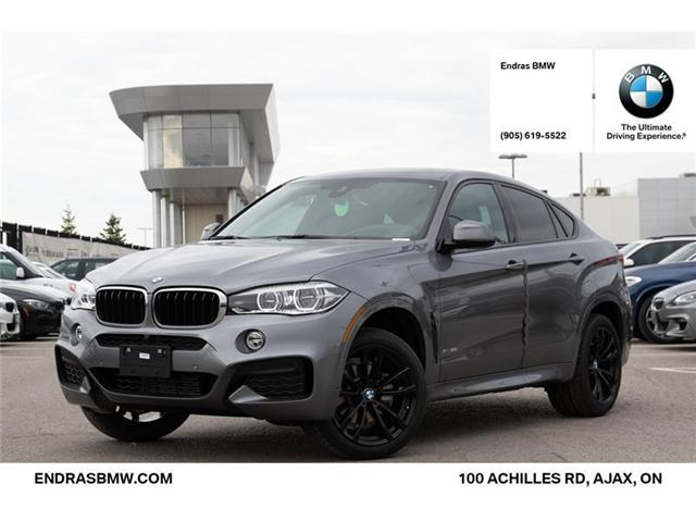 2019 BMW X6 xDrive35i (Stk: 60469) in Ajax - Image 1 of 19