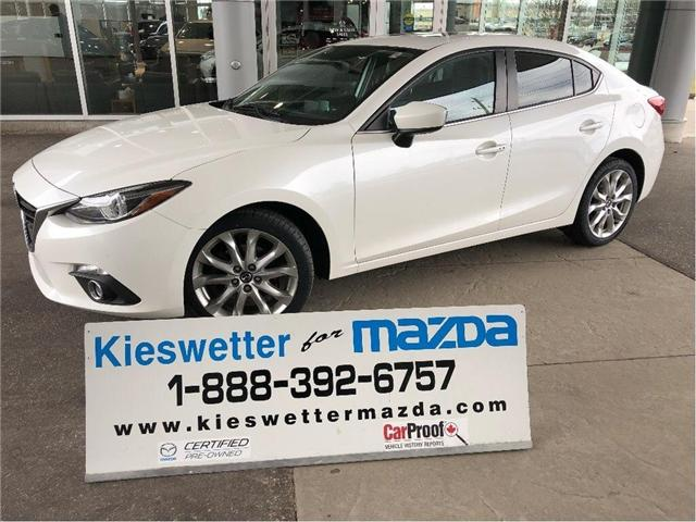 2015 Mazda Mazda3 GT (Stk: U3767) in Kitchener - Image 3 of 28