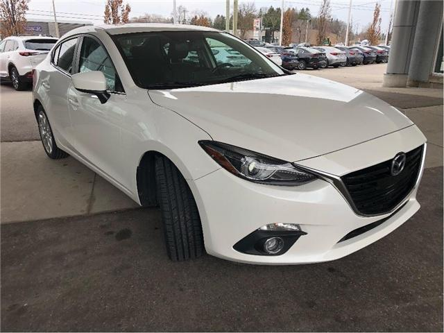 2015 Mazda Mazda3 GT (Stk: U3767) in Kitchener - Image 9 of 28