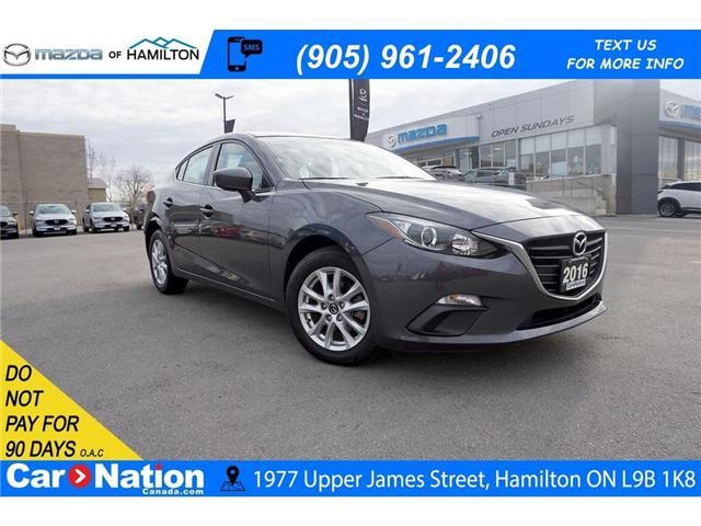 2016 Mazda Mazda3 GS (Stk: HU784) in Hamilton - Image 1 of 37
