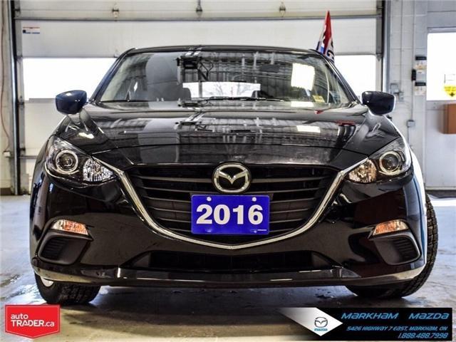 2016 Mazda Mazda3 GX (Stk: P1848) in Markham - Image 2 of 23