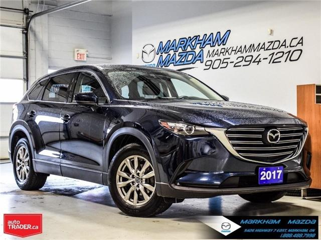 2017 Mazda CX-9  (Stk: Q190395A) in Markham - Image 1 of 27