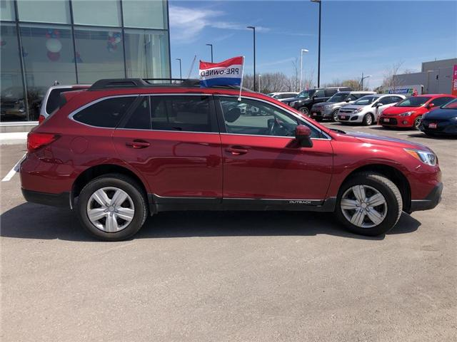 2016 Subaru Outback 2.5i (Stk: P0018) in Stouffville - Image 2 of 23