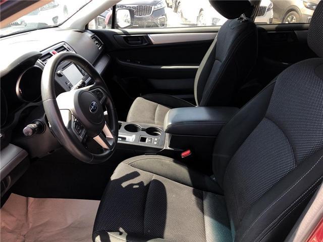 2016 Subaru Outback 2.5i (Stk: P0018) in Stouffville - Image 10 of 23