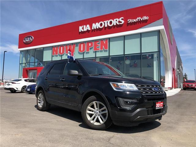 2017 Ford Explorer Base (Stk: P0036) in Stouffville - Image 1 of 23
