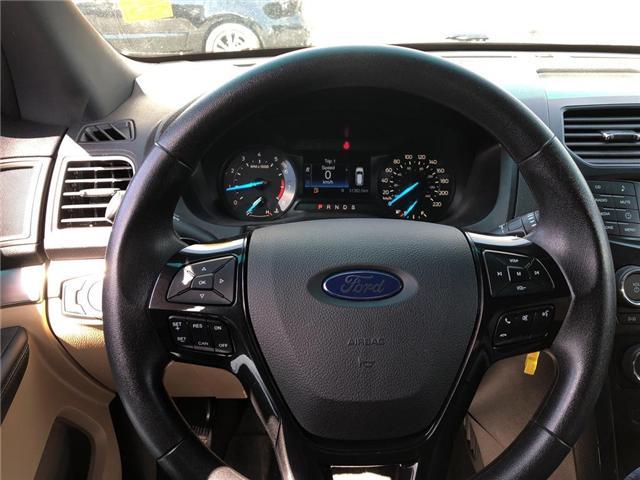 2017 Ford Explorer Base (Stk: P0036) in Stouffville - Image 11 of 23