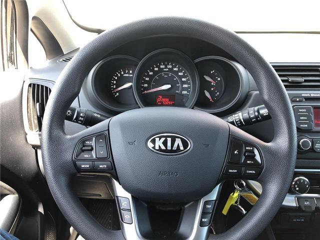 2015 Kia Rio LX+ (Stk: P0039) in Stouffville - Image 9 of 19