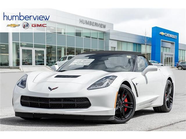 2019 Chevrolet Corvette Stingray (Stk: 19CV023) in Toronto - Image 1 of 18