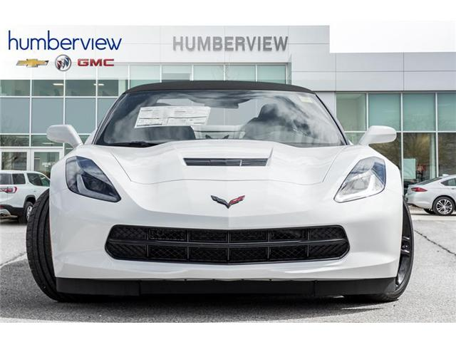 2019 Chevrolet Corvette Stingray (Stk: 19CV023) in Toronto - Image 2 of 18