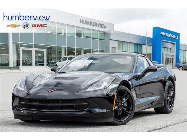 2019 Chevrolet Corvette Stingray (Stk: 19CV025) in Toronto - Image 1 of 17