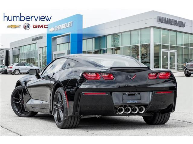 2019 Chevrolet Corvette Stingray (Stk: 19CV025) in Toronto - Image 5 of 17