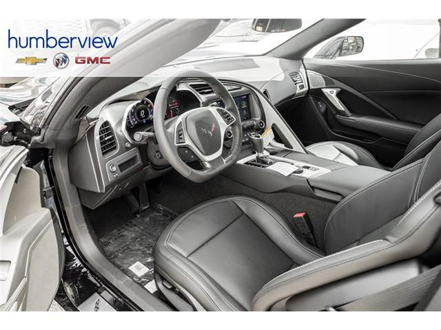 2019 Chevrolet Corvette Stingray (Stk: 19CV025) in Toronto - Image 8 of 17