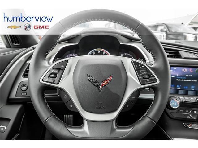 2019 Chevrolet Corvette Stingray (Stk: 19CV025) in Toronto - Image 9 of 17