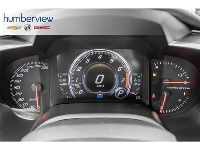 2019 Chevrolet Corvette Stingray (Stk: 19CV025) in Toronto - Image 10 of 17