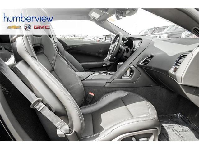 2019 Chevrolet Corvette Stingray (Stk: 19CV025) in Toronto - Image 14 of 17