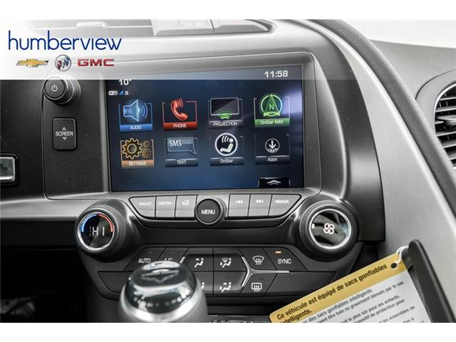 2019 Chevrolet Corvette Stingray (Stk: 19CV025) in Toronto - Image 15 of 17