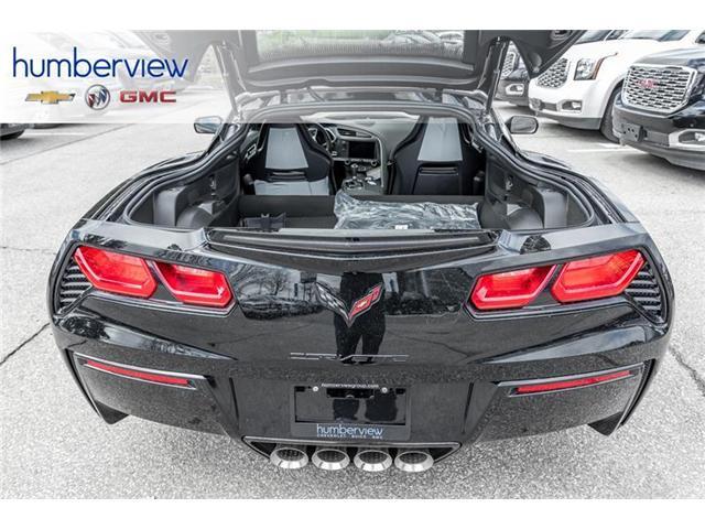 2019 Chevrolet Corvette Stingray (Stk: 19CV025) in Toronto - Image 16 of 17