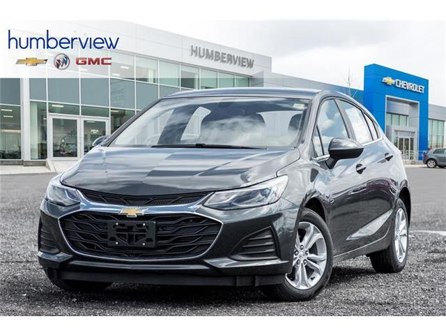 2019 Chevrolet Cruze LT (Stk: 19CZ108) in Toronto - Image 1 of 20