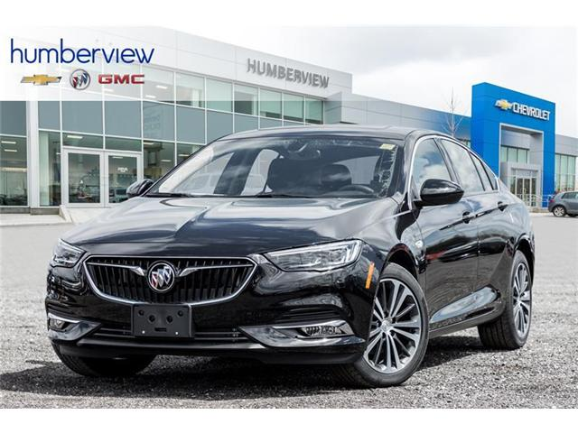 2019 Buick Regal Sportback Preferred II (Stk: B9G020) in Toronto - Image 1 of 21