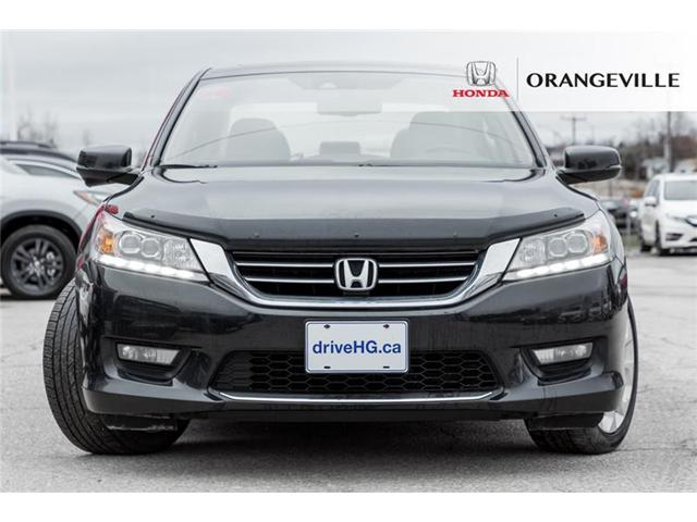 2014 Honda Accord Touring V6 (Stk: V19145A) in Orangeville - Image 2 of 22
