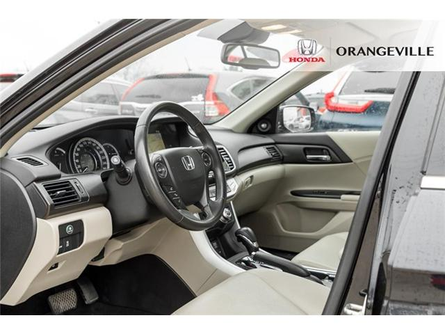 2014 Honda Accord Touring V6 (Stk: V19145A) in Orangeville - Image 11 of 22