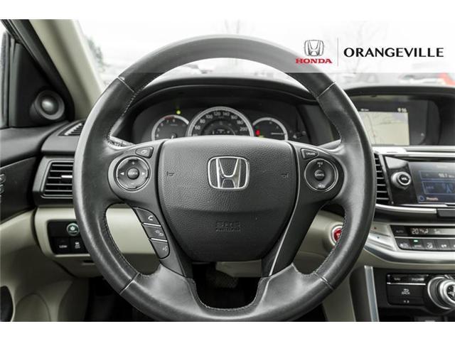 2014 Honda Accord Touring V6 (Stk: V19145A) in Orangeville - Image 12 of 22