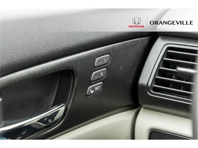 2014 Honda Accord Touring V6 (Stk: V19145A) in Orangeville - Image 15 of 22