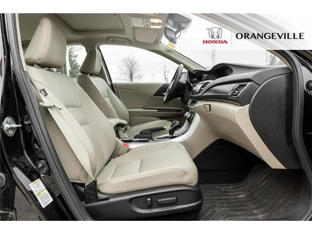 2014 Honda Accord Touring V6 (Stk: V19145A) in Orangeville - Image 18 of 22