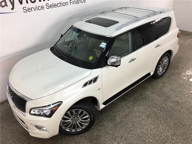 2016 Infiniti QX80 Base 8 Passenger (Stk: 34822J) in Belleville - Image 2 of 30