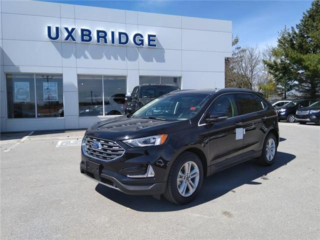 2019 Ford Edge SEL (Stk: IED8843) in Uxbridge - Image 1 of 4