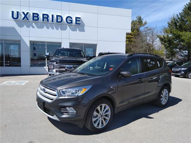2019 Ford Escape SEL (Stk: IES8786) in Uxbridge - Image 1 of 5