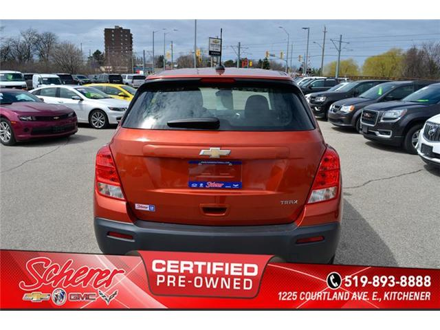 2016 Chevrolet Trax LS (Stk: 196440A) in Kitchener - Image 3 of 9