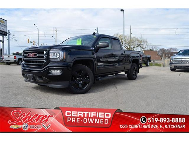 2017 GMC Sierra 1500 Base (Stk: 197120A) in Kitchener - Image 1 of 9